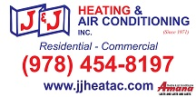 J&J Heat and Air Conditioning Draacut MA 01826