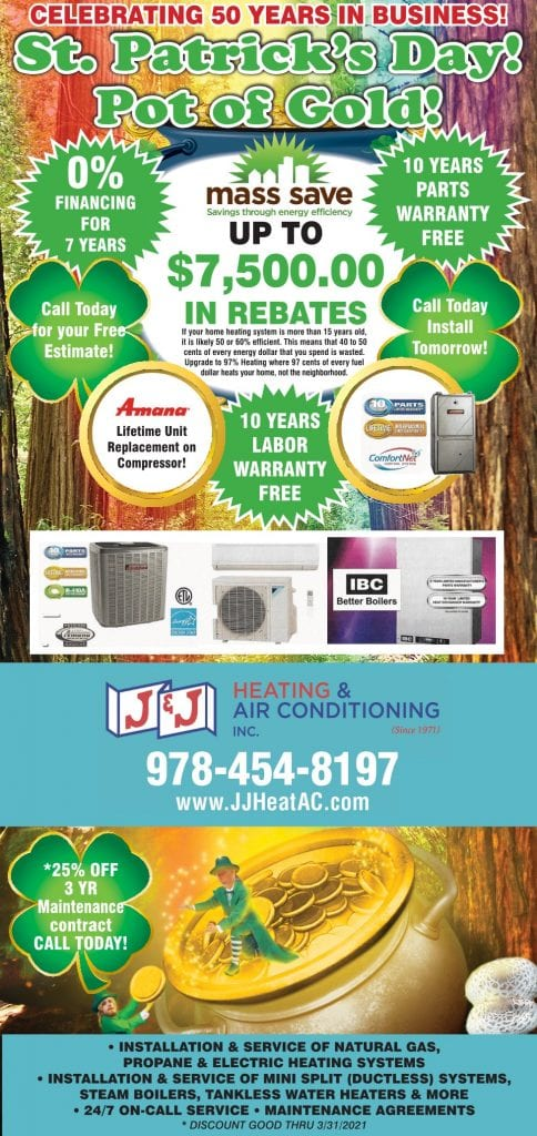 Fall Tune ups J&J Heating and Air Conditioning