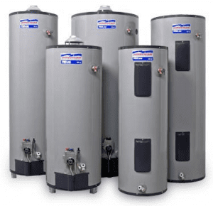 J&J Heating and Air Conditioning water heaters