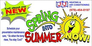 Spring into Summer Sale